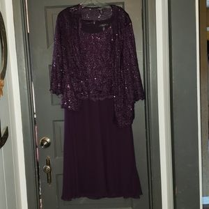 Special Occasion Dress 2 pc